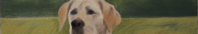detail of Missy portrait